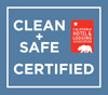 Clean + Safe icon